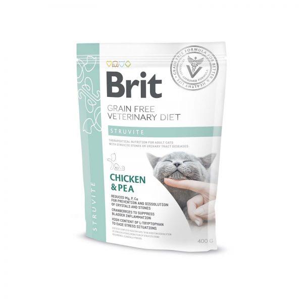 Brit Struvite